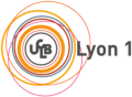 logo of the Universit&eacute; Claude Bernard - Lyon 1
